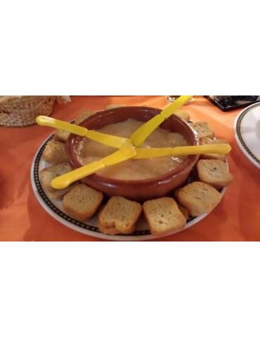 Media torta de La Serena